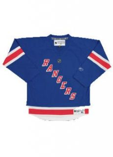New York Rangers Infant NHL RBK Replica Home Jersey
