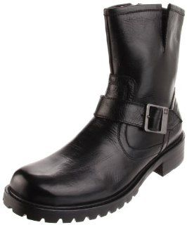 Kenneth Cole Reaction Mens March On Lug Sole Boot Shoes