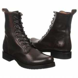FRYE Womens Veronica Combat Shoes
