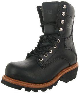 Bates Mens Talimena Motorcycle Boot Shoes