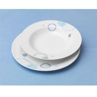 Set 12 Pièces Porcelaine ORLANDO   Achat / Vente ASSIETTE   SERVICE