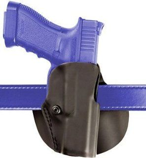 Safariland Paddle Holster, Right Hand, STX Black   Glock