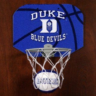 Duke Blue Devils Basketball Hoop Set