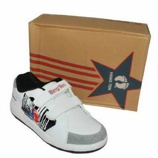 Ten White Casual Shoes / Sneakers   RETRO STYLE (Size 35) Shoes