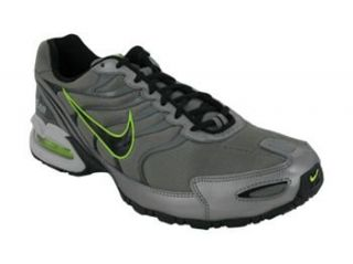 AIR MAX TORCH 4 RUNNING SHOES 9.5 (MET PEWTER/BLACK/WHITE/VOLT) Shoes