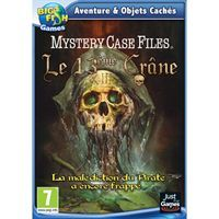 MYSTERY CASE FILES  LE 13ÈME CRÂNE / Jeu PC   Achat / Vente PC