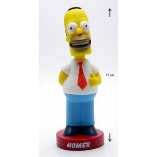 Simpsons Bobble Head 15 cm Homer   Achat / Vente FIGURINE Simpsons