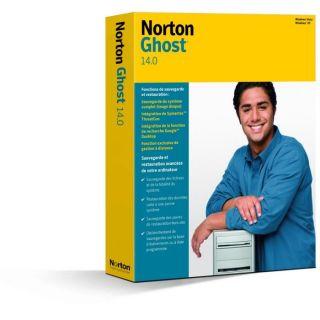 14.0   Achat / Vente LOGICIEL BUREAUTIQUE Symantec Norton Ghost 14