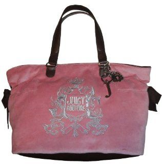 Womens Juicy Couture Purse Handbag Bella Tote Pink Shoes