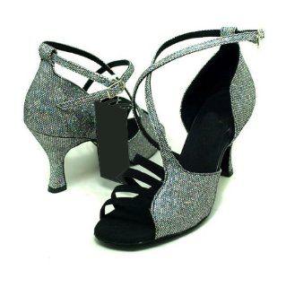 Korean streamlined of Ladies Latin dance shoes(EU36~EU41) Shoes