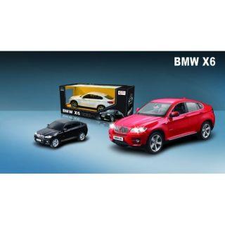 BMW X6 114 Noir   1/14   Avance recule et gauche droite   Dimensions