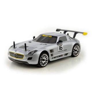 MODELISME TERRESTRE TOURING 1 16 Electr.   MERCEDES BENZ SLS AMG GT3