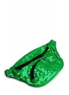 sequined fanny pack O/S GREEN Clothing