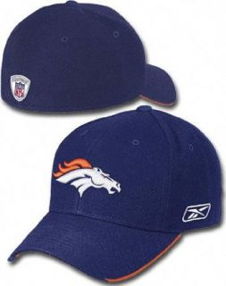 Denver Broncos Authentic Coaches Sideline Home Fitted Hat
