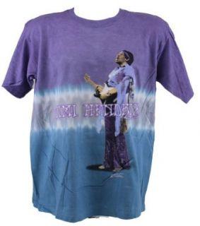 Rock Solid Shirts Jimi Hendrix Tie Dye Mens T Shirt