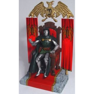 18 cm   Achat / Vente FIGURINE Figurine Dr Doom 18 cm