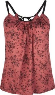 FULL TILT Floral Ribbon Womens Tank Clothing