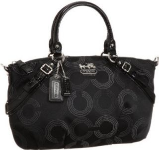 Coach Madison Dotted Op Art Sophie 15935 (SV/Black) Shoes