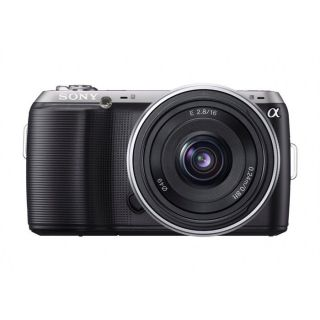 Appareil hybride SONY NEX C3 + objectif 16 mm   Achat / Vente REFLEX