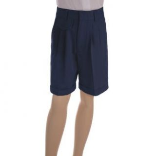 French Toast School Uniforms Pleated Short Girls Navy 7 Jr