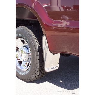 Chevy 2007 2008 Silverado Form fitted Front Mud Flaps (Set of 2