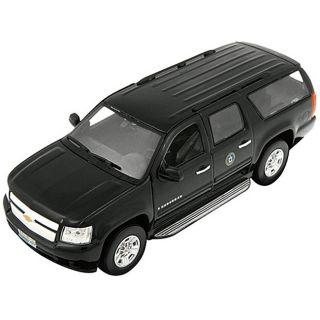 Chevrolet 2009 Suburban Black CIA Series Scale Model Car