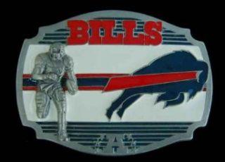 Buffalo Bills Belt Buckle Clothing