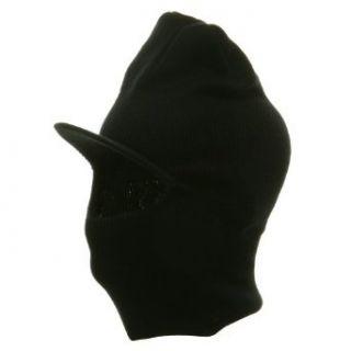 BALACLAVA VISOR SKI FACE MASK (ADULT LARGE) Clothing