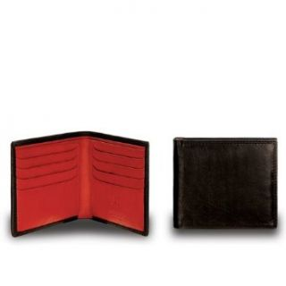 Visconti CD 15 Black/Red Business/Credit Card Mens Soft