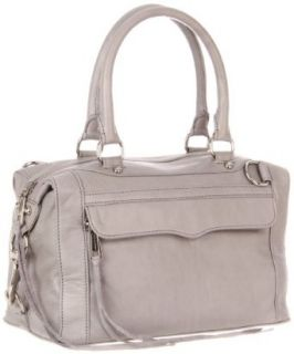 Rebecca Minkoff Mab Mini Shoulder,Soft Grey,One Size