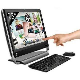 HP TouchSmart 520 1240ef Desktop PC   Achat / Vente ORDINATEUR TOUT EN