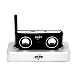 EZ TV Listening MD2010B Speaker System   Black