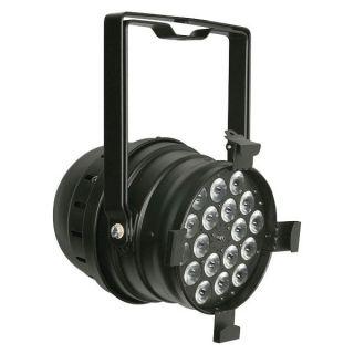 Showtec Pars Leds OK LED Par 64 Q4 18 Black   Le Parcan Q4 18 dispose