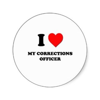Correctional Officer Stickers, Correctional Officer Sticker Designs