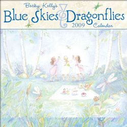 Blue Skies and Dragonflies 2009 Calendar
