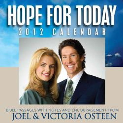 Hope for Today 2012 Calendar (Mixed media product)