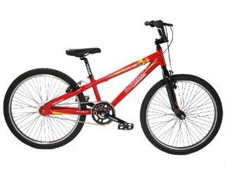 Tony Hawk The Nuke Boys 24 Inch BMX Bike (Red) Sports