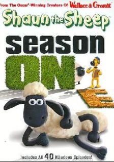 Shaun The Sheep Season 1 Giftset (DVD)