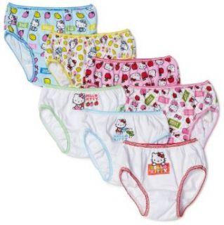 Handcraft Girls 2 6x Hello Kitty 7 Pack Panty Clothing