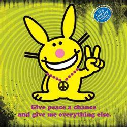 Its Happy Bunny 2011 Wall Calendar