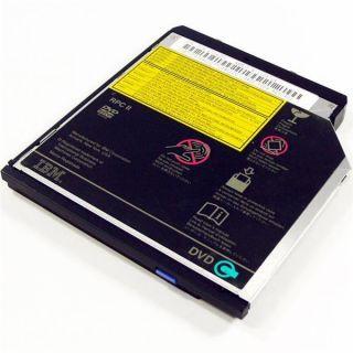 IBM 27L4087 ThinkPad Ultralight Black 8x DVD ROM
