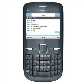 NOKIA C3 00 GRIS   Achat / Vente TELEPHONE PORTABLE NOKIA C3 00 GRIS