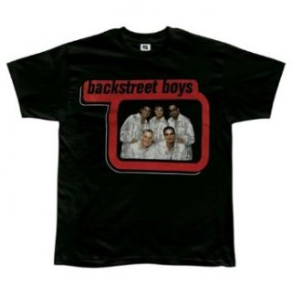 Backstreet Boys  White Jacket  T Shirt   Small Clothing
