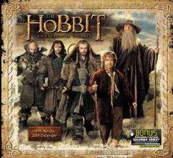 The Hobbit an Unexpected Journey 2013 Calendar (Calendar)