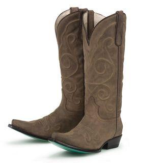 Lane Boots   Botas vaqueras para mujer, en relieve