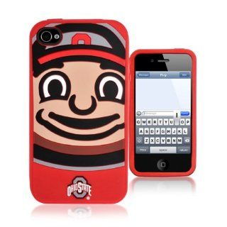 NCAA Ohio State Buckeyes Mascot Soft Iphone Case fit