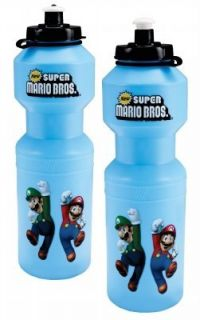 Super Mario Bros. Sports Bottle Party Accessory(8