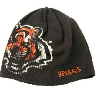 Cincinnati Bengals College Cut Knit Beanie Clothing