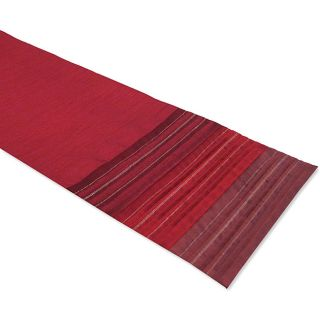 Janice Red Table Runner (13 in. x 72 in.)