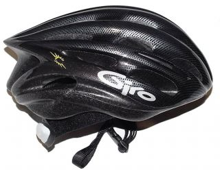 Giro Eclipse Black Bike Helmet (X Small)